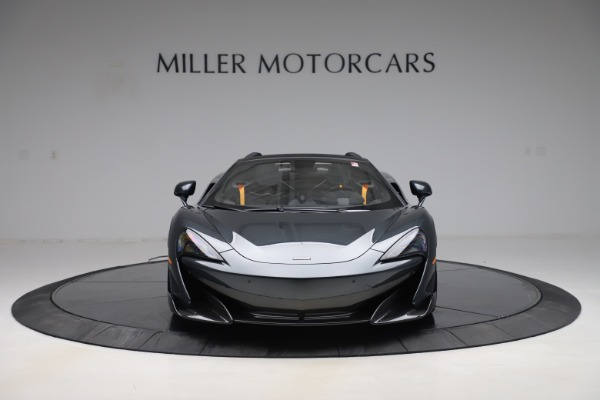 Used 2020 McLaren 600LT SPIDER Convertible for sale $249,900 at Bentley Greenwich in Greenwich CT 06830 11