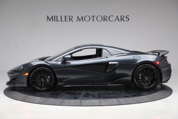 Used 2020 McLaren 600LT SPIDER Convertible for sale $249,900 at Bentley Greenwich in Greenwich CT 06830 15