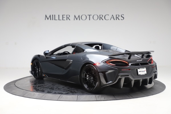 Used 2020 McLaren 600LT SPIDER Convertible for sale $249,900 at Bentley Greenwich in Greenwich CT 06830 16