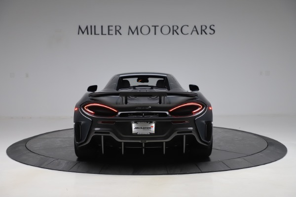 Used 2020 McLaren 600LT SPIDER Convertible for sale $249,900 at Bentley Greenwich in Greenwich CT 06830 17