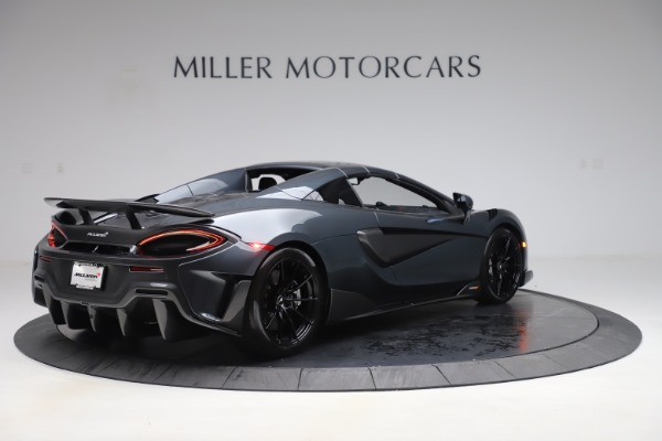Used 2020 McLaren 600LT SPIDER Convertible for sale $249,900 at Bentley Greenwich in Greenwich CT 06830 18
