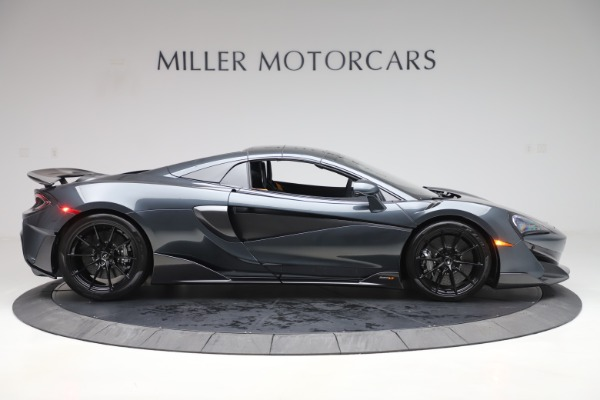 Used 2020 McLaren 600LT SPIDER Convertible for sale $249,900 at Bentley Greenwich in Greenwich CT 06830 19