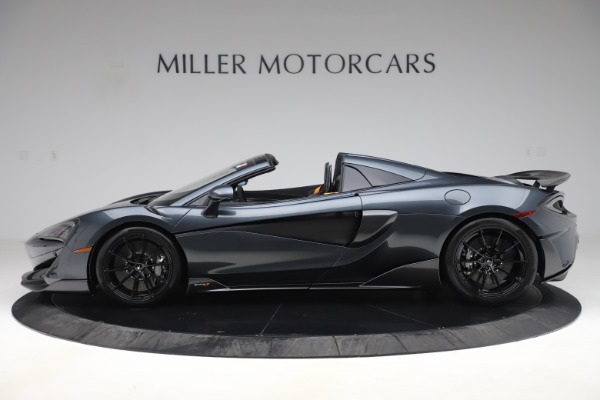 Used 2020 McLaren 600LT SPIDER Convertible for sale $249,900 at Bentley Greenwich in Greenwich CT 06830 2