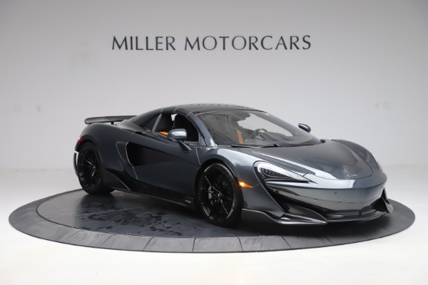 Used 2020 McLaren 600LT SPIDER Convertible for sale $249,900 at Bentley Greenwich in Greenwich CT 06830 20