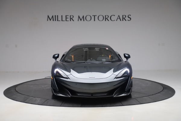 Used 2020 McLaren 600LT SPIDER Convertible for sale $249,900 at Bentley Greenwich in Greenwich CT 06830 21