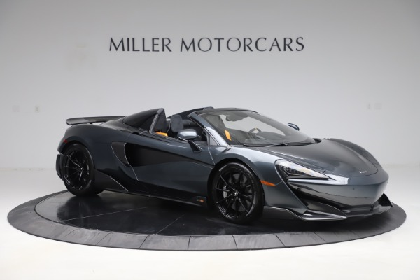 Used 2020 McLaren 600LT SPIDER Convertible for sale $249,900 at Bentley Greenwich in Greenwich CT 06830 9