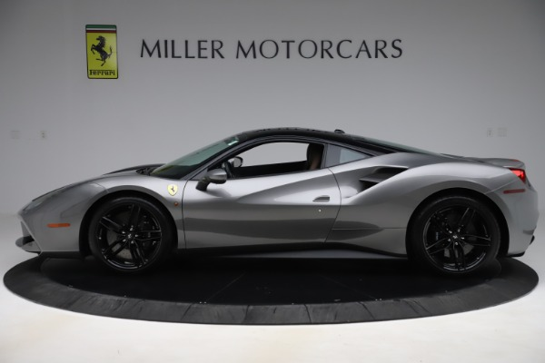 Used 2016 Ferrari 488 GTB for sale Sold at Bentley Greenwich in Greenwich CT 06830 3