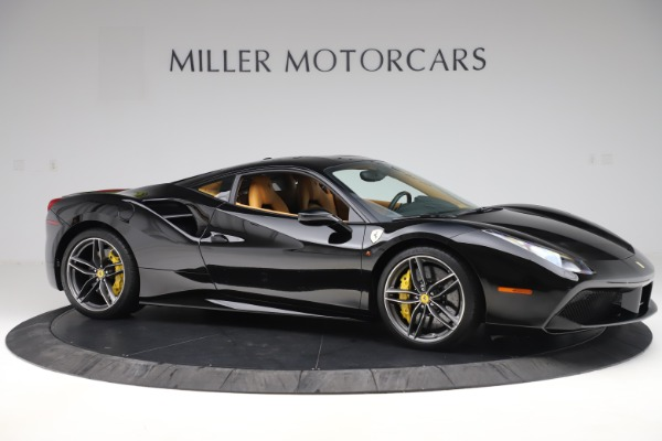 Used 2017 Ferrari 488 GTB for sale $244,900 at Bentley Greenwich in Greenwich CT 06830 10