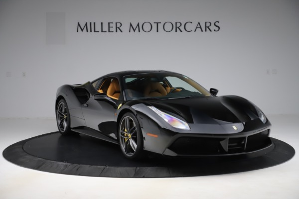 Used 2017 Ferrari 488 GTB for sale $244,900 at Bentley Greenwich in Greenwich CT 06830 11