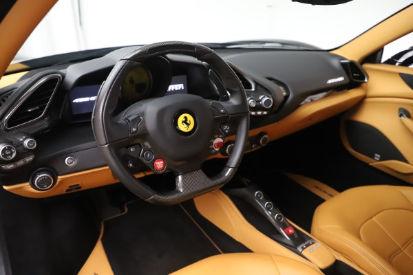 Used 2017 Ferrari 488 GTB for sale $244,900 at Bentley Greenwich in Greenwich CT 06830 13