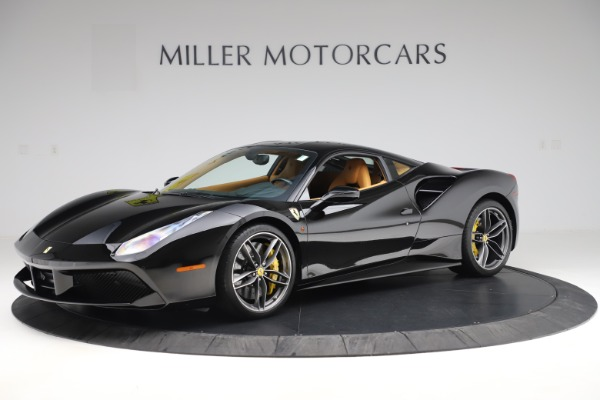 Used 2017 Ferrari 488 GTB for sale $244,900 at Bentley Greenwich in Greenwich CT 06830 2