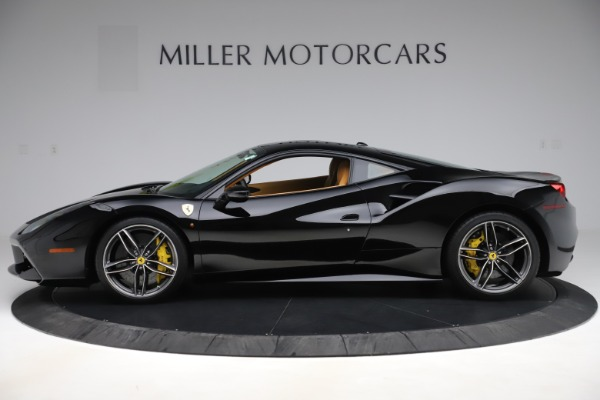 Used 2017 Ferrari 488 GTB for sale $244,900 at Bentley Greenwich in Greenwich CT 06830 3