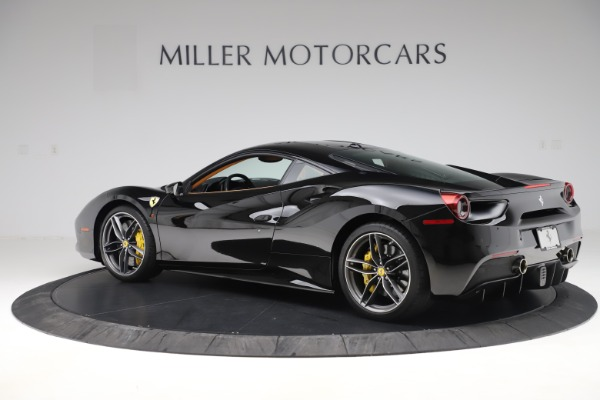 Used 2017 Ferrari 488 GTB for sale $244,900 at Bentley Greenwich in Greenwich CT 06830 4
