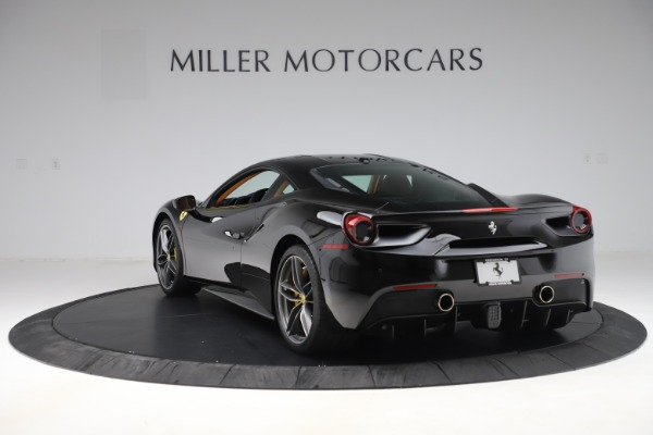 Used 2017 Ferrari 488 GTB for sale $244,900 at Bentley Greenwich in Greenwich CT 06830 5