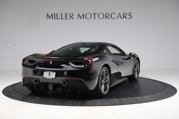 Used 2017 Ferrari 488 GTB for sale $244,900 at Bentley Greenwich in Greenwich CT 06830 7