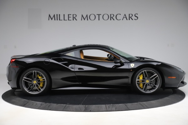 Used 2017 Ferrari 488 GTB for sale $244,900 at Bentley Greenwich in Greenwich CT 06830 9