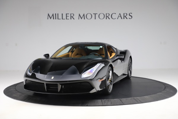 Used 2017 Ferrari 488 GTB for sale $244,900 at Bentley Greenwich in Greenwich CT 06830 1