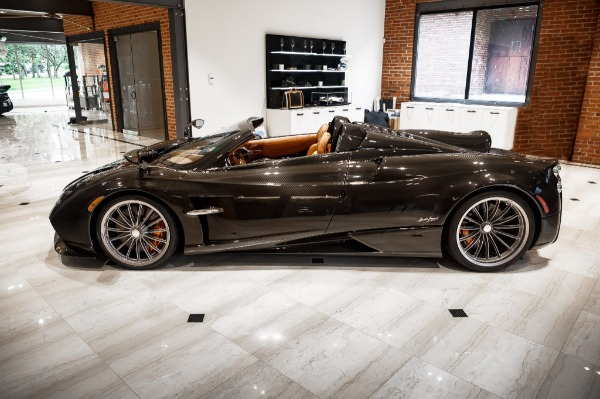 Used 2017 Pagani Huayra Roadster Roadster for sale Call for price at Bentley Greenwich in Greenwich CT 06830 2