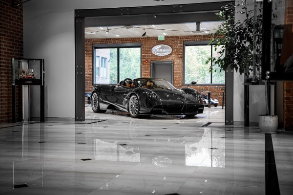 Used 2017 Pagani Huayra Roadster Roadster for sale Call for price at Bentley Greenwich in Greenwich CT 06830 4