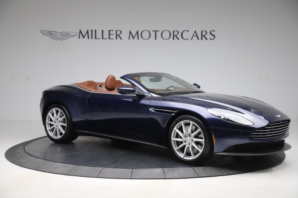 New 2020 Aston Martin DB11 Volante Convertible for sale $242,036 at Bentley Greenwich in Greenwich CT 06830 10