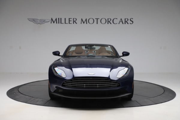 New 2020 Aston Martin DB11 Volante Convertible for sale $242,036 at Bentley Greenwich in Greenwich CT 06830 12