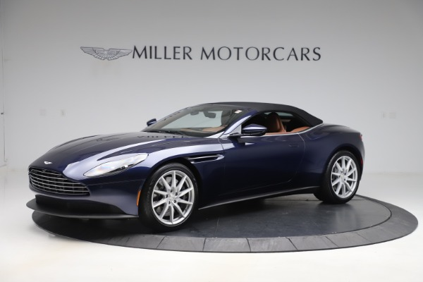 New 2020 Aston Martin DB11 Volante Convertible for sale $242,036 at Bentley Greenwich in Greenwich CT 06830 13