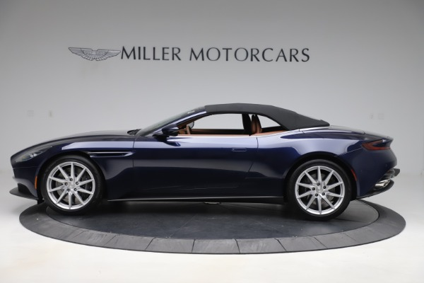 New 2020 Aston Martin DB11 Volante Convertible for sale $242,036 at Bentley Greenwich in Greenwich CT 06830 14