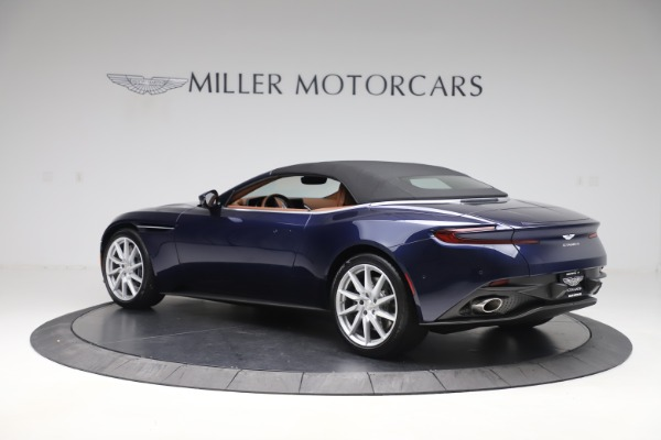New 2020 Aston Martin DB11 Volante Convertible for sale $242,036 at Bentley Greenwich in Greenwich CT 06830 15