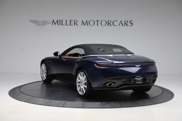 New 2020 Aston Martin DB11 Volante Convertible for sale $242,036 at Bentley Greenwich in Greenwich CT 06830 16