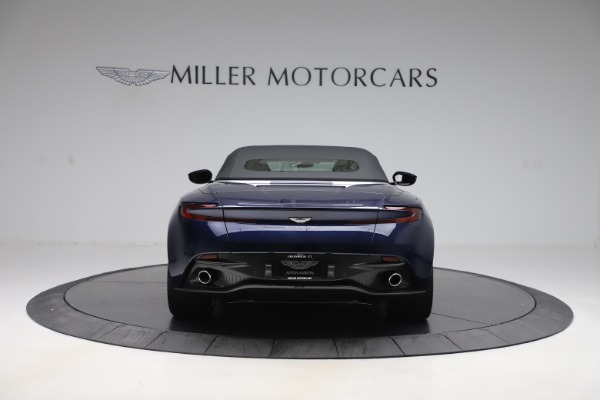 New 2020 Aston Martin DB11 Volante Convertible for sale $242,036 at Bentley Greenwich in Greenwich CT 06830 17