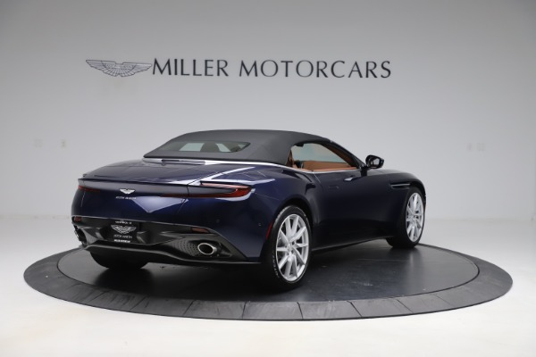 New 2020 Aston Martin DB11 Volante Convertible for sale $242,036 at Bentley Greenwich in Greenwich CT 06830 18