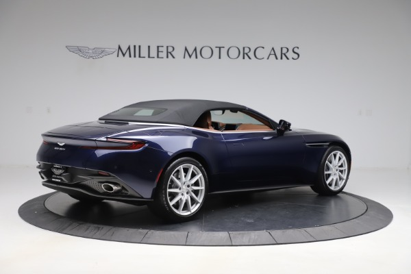 New 2020 Aston Martin DB11 Volante Convertible for sale $242,036 at Bentley Greenwich in Greenwich CT 06830 19