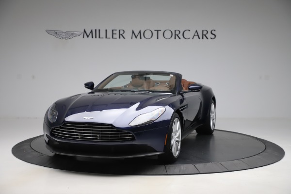 New 2020 Aston Martin DB11 Volante Convertible for sale $242,036 at Bentley Greenwich in Greenwich CT 06830 2