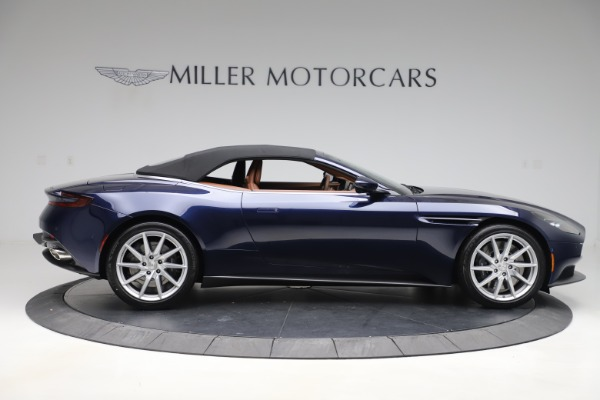 New 2020 Aston Martin DB11 Volante Convertible for sale Sold at Bentley Greenwich in Greenwich CT 06830 20