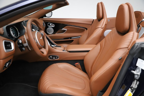 New 2020 Aston Martin DB11 Volante Convertible for sale $242,036 at Bentley Greenwich in Greenwich CT 06830 21