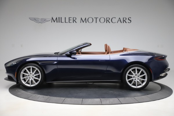 New 2020 Aston Martin DB11 Volante Convertible for sale $242,036 at Bentley Greenwich in Greenwich CT 06830 3