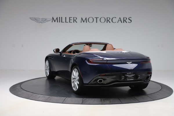 New 2020 Aston Martin DB11 Volante Convertible for sale $242,036 at Bentley Greenwich in Greenwich CT 06830 5