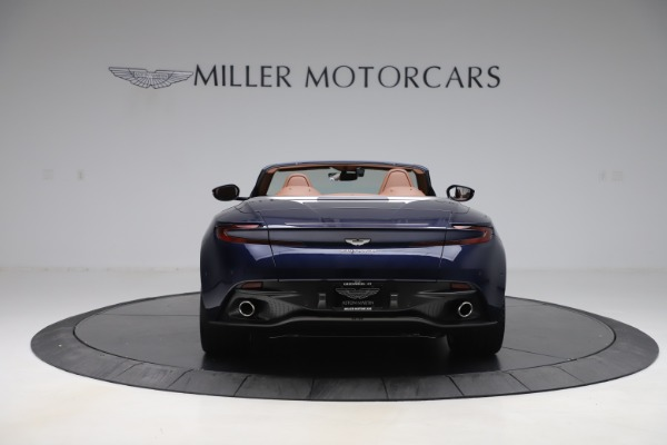 New 2020 Aston Martin DB11 Volante Convertible for sale $242,036 at Bentley Greenwich in Greenwich CT 06830 6