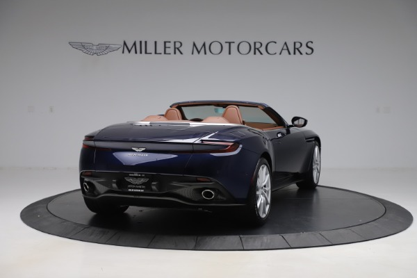 New 2020 Aston Martin DB11 Volante Convertible for sale Sold at Bentley Greenwich in Greenwich CT 06830 7