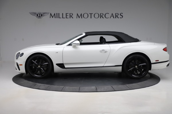 New 2020 Bentley Continental GTC V8 for sale $277,915 at Bentley Greenwich in Greenwich CT 06830 10