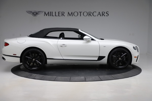 New 2020 Bentley Continental GTC V8 for sale $277,915 at Bentley Greenwich in Greenwich CT 06830 13