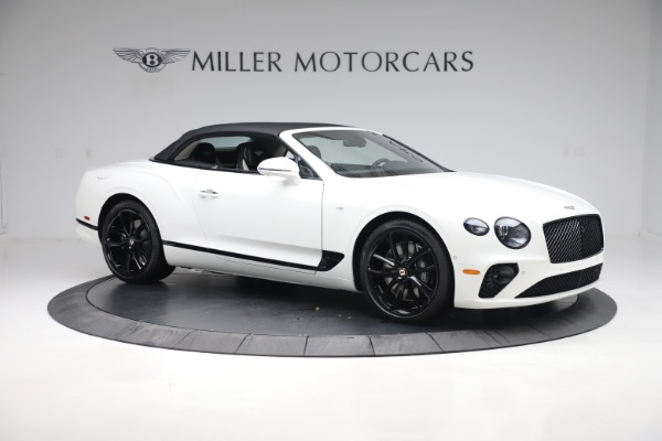 New 2020 Bentley Continental GTC V8 for sale $277,915 at Bentley Greenwich in Greenwich CT 06830 14