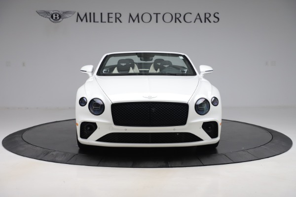New 2020 Bentley Continental GTC V8 for sale $277,915 at Bentley Greenwich in Greenwich CT 06830 15