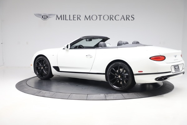 New 2020 Bentley Continental GTC V8 for sale $277,915 at Bentley Greenwich in Greenwich CT 06830 16