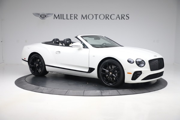 New 2020 Bentley Continental GTC V8 for sale $277,915 at Bentley Greenwich in Greenwich CT 06830 18