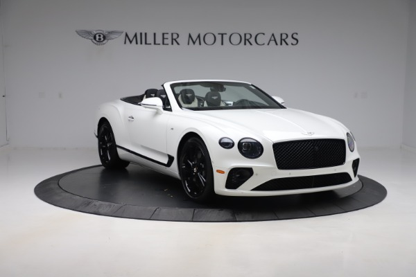 New 2020 Bentley Continental GTC V8 for sale $277,915 at Bentley Greenwich in Greenwich CT 06830 19