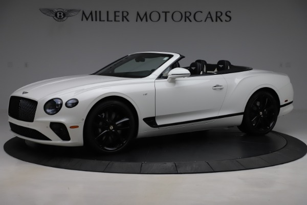 New 2020 Bentley Continental GTC V8 for sale $277,915 at Bentley Greenwich in Greenwich CT 06830 2