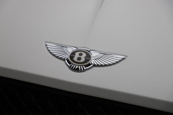New 2020 Bentley Continental GTC V8 for sale $277,915 at Bentley Greenwich in Greenwich CT 06830 21