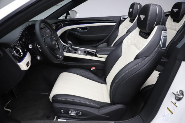 Used 2020 Bentley Continental GTC V8 for sale $277,915 at Bentley Greenwich in Greenwich CT 06830 27