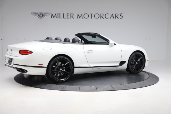 Used 2020 Bentley Continental GTC V8 for sale $277,915 at Bentley Greenwich in Greenwich CT 06830 7